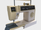 Realistic Sewing Machine